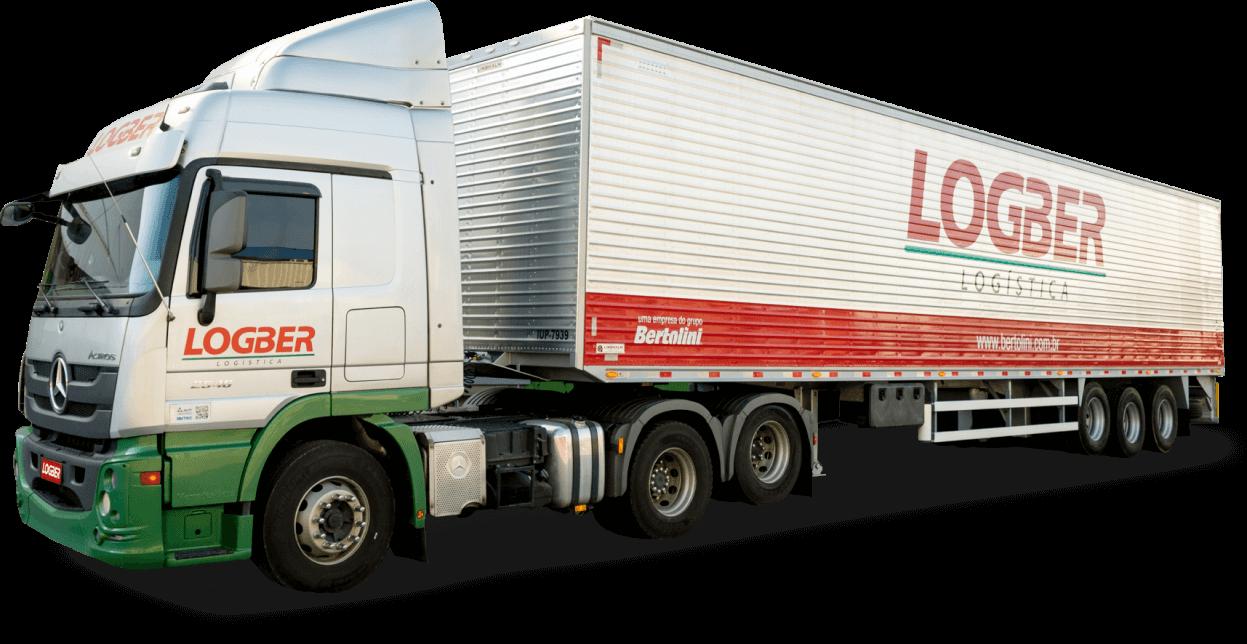 Caminhão LOGBER
